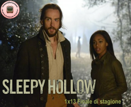 Sleepy Hollow 1x13