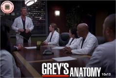 Grey's Anatomy 10x13