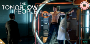 The Tomorrow People 1x18