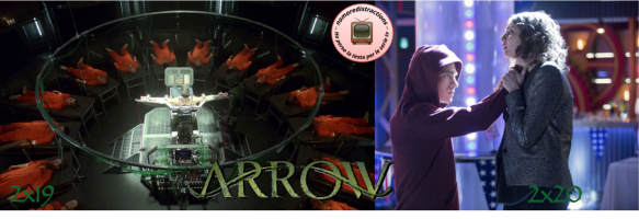 Arrow 2x19.20