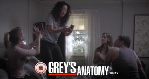 Grey's Anatomy 10x19