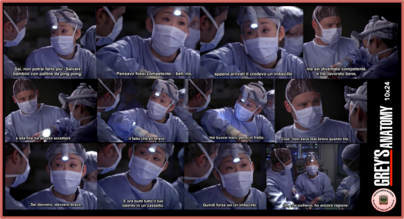 Grey's Anatomy 10x24 BM 1