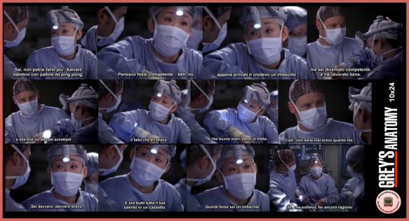 Grey's Anatomy 10x24 BM 1