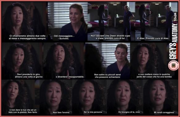 Grey's Anatomy 10x24 BM2