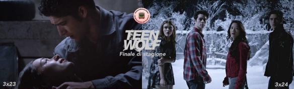 Teen Wolf 3x23 & 3x24