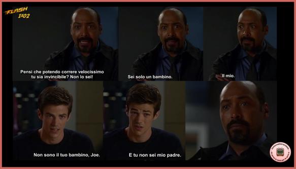 flash 1x02 LT