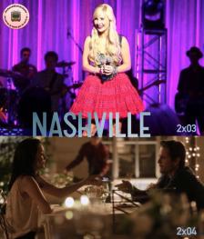 Nashville 2x03 2x04