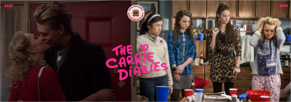the carrie diaries 2x08 2x09