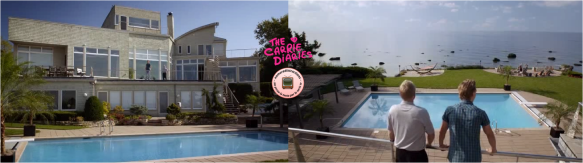 the carrie diaries sebastian house